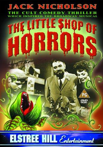 Little Shop Of Horrors   (UK PAL Region 0)