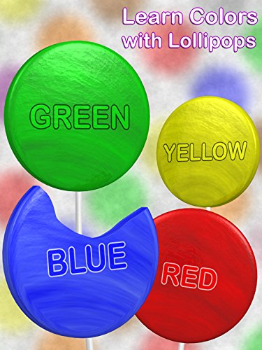 Learn Colors with Lollipops