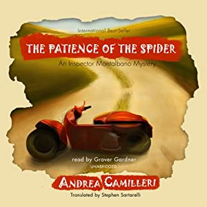 The Patience of the Spider: An Inspector Montalbano Mystery | [Andrea Camilleri]