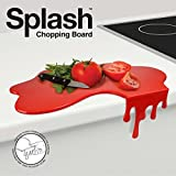 Mustard Splash - Chopping Board - Stable Funny Chopping Board - Easy to Clean