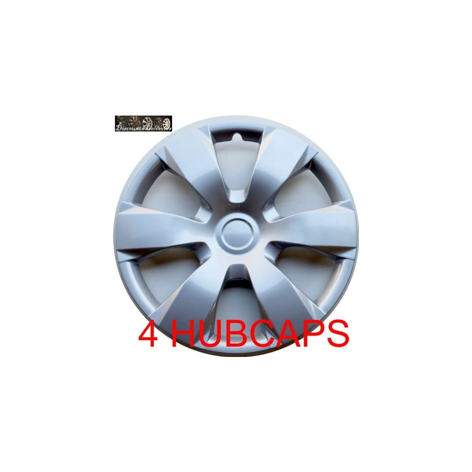 WHEEL COVERS DESIGN ARE UNIVERSAL HUB CAPS FIT MOST 16 INCH WHEELS