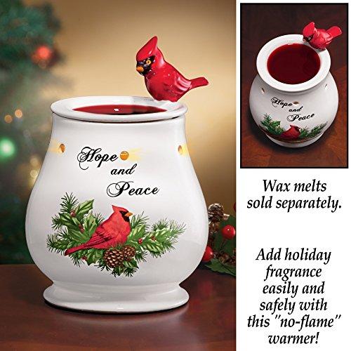 Cardinal Wax Melt Warmer