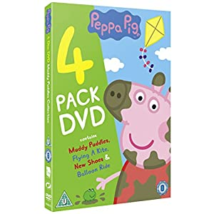 Peppa Pig: The Muddy Puddles Collection [DVD] [Import anglais]