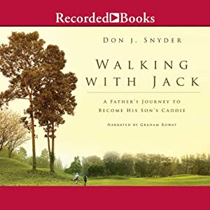 Walking with Jack Audiobook