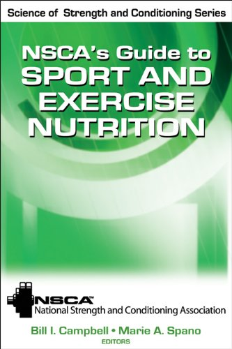 NSCA's Guide to Sport and Exercise Nutrition (Science of Strength and Conditioning Series) (Athlete Conditioning compare prices)
