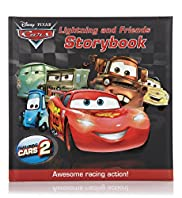Disney Lightning & Friends Story Book
