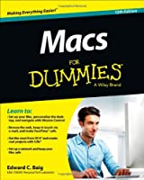 Macs For Dummies, 12th Edition Front Cover