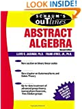 Schaum's Outline of Abstract Algebra (Schaum's Outlines)