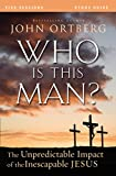 img - for Who Is This Man? Study Guide with DVD: The Unpredictable Impact of the Inescapable Jesus book / textbook / text book