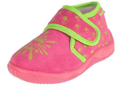 Beppi, Pantofole bambini, Rosa (rosa), 25 EU