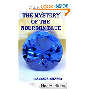 The Mystery of the Nourdon Blue: A Sid Langdon Mystery (Sid Langdon Mysteries) (Volume 3) Amanda Brenner