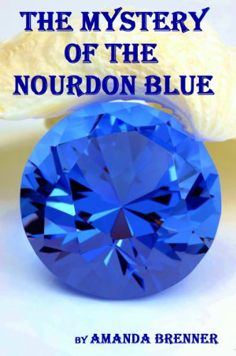 Book: The Mystery of the Nourdon Blue (Sid Langdon) by Amanda Brenner