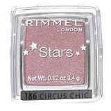 Rimmel Special Eyes Stars Mono Eyeshadow 186 Circus Chic