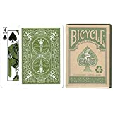 Bicycle Eco Playing Cards: 12 Decks Of Bicycle Poker Size Eco-Friendly Playing Cards, 100% Recyclable