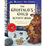 The Gruffalo's Child Activity Bookby Julia Donaldson