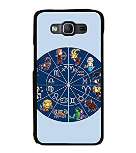 iFasho zodiac sign ALL Back Case Cover for Samsung Galaxy E7