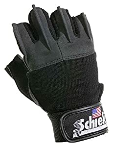 Schiek 520 Women's Platinum Lifting Gloves