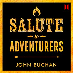 Salute to Adventurers Hörbuch