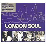 London Soul: Soulful Rhyme from the Capitol City { Various Artists } ~ Nate James