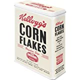 Storage Tin - Kellogg's Corn Flakes Retro Package