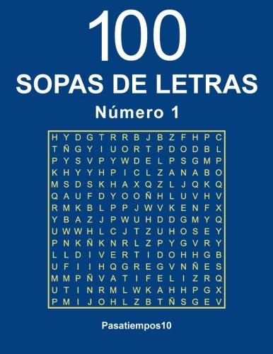 100 Sopas de letras - N. 1: Volume 1