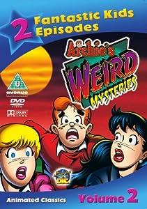 Archie's Weird Mysteries, Vol. 2 [DVD]