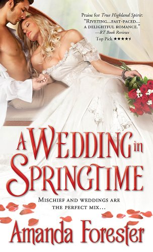 Wedding in Springtime by Amanda Forester