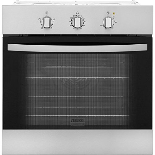 Zanussi ZOB31301XK Built In Electric Single Oven - Stainless Steel. It Will Perfeclty Look Great Built Into Your Kitchen