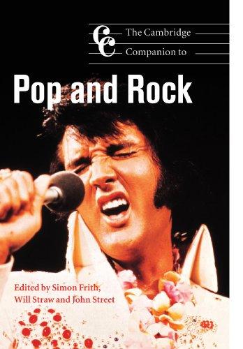 The Cambridge Companion to Pop and Rock Paperback (Cambridge Companions to Music)