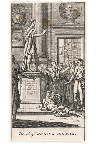 Caesar Assassinated