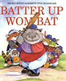 Batter Up Wombat (0547015496) by Lester, Helen