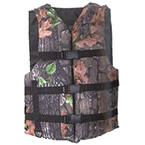 Onyx Marine Universal Superflauge 3-Buckle Fishing Vest