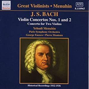 Violinkonzerte Nr. 1+2