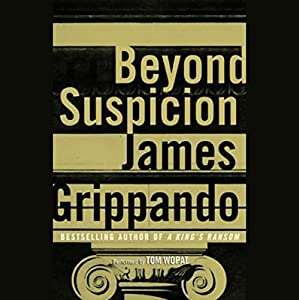 Beyond Suspicion Audiobook