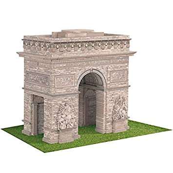 Cuit - 3651 - Kit de construction  - The Arc de Triomphe
