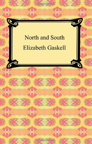 Large book cover: North and South