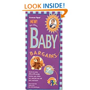 baby bargains 7th edition ebook