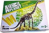 Brachiosaurus Skelett Bausatz 23 Teile Animal Planet hergestellt von EDU-Toys
