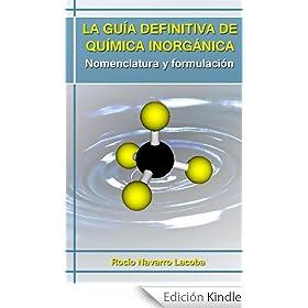 La guía definitiva de química inorgánica - Nomenclatura y