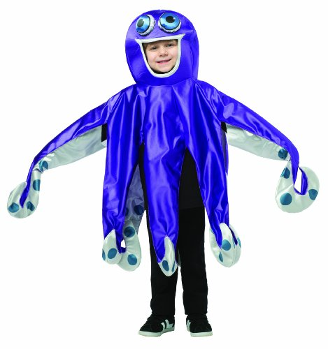 how to make octopus costume for baby