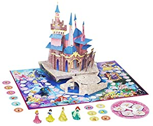Disney Princess Magic Castle Board Game