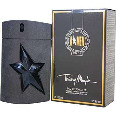 Best Cheap Deal for Angel Men Pure Leather For Men by Thierry Mugler Eau De Toilette Spray 3.3 oz / 100 ml from Thierry Mugler - Free 2 Day Shipping Available