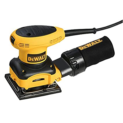 Dewalt-D26441-1/4-Sheet-Orbit-Palm-Sander