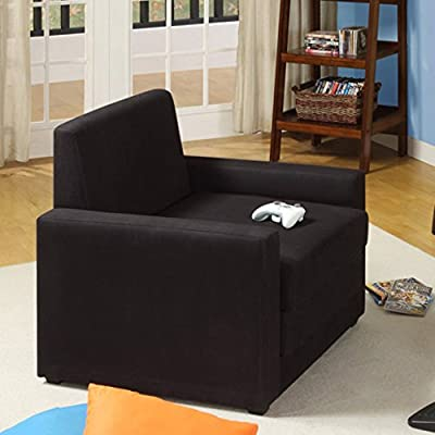 Dorel Home Products Single Sleeper Chair