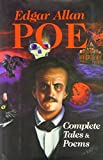 Image of By Edgar Allan Poe Complete Tales and Poems (1st First Edition) [Hardcover]