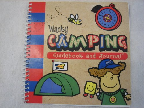 Sonic Wacky Pack Wacky Camping Guidebook and Journal - 1