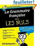 La Grammaire fran�aise pour les Nuls