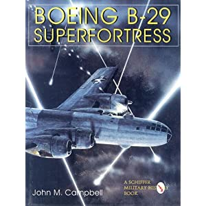 Boeing B-29 Superfortress - John M. Campbell