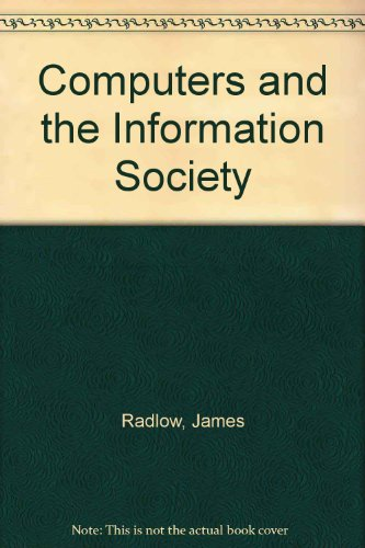 Computers and the Information Society