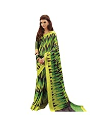 Bhagalpuri Beautiful Silk Indian Veda Saree - B00LVTMELC
